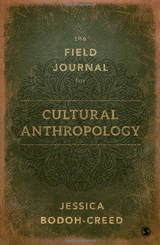Cover: The Field Journal for Cultural Anthropology