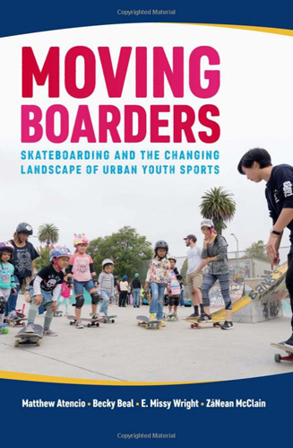 Cover: Moving Boarders
