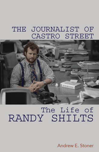 Cover: The Journalist of Castro Street