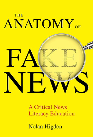 Cover for The Anatomy of Fake News