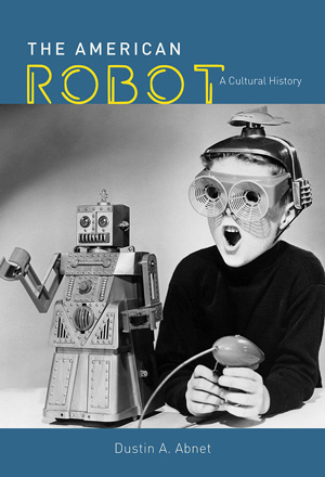 Cover for The American Robot