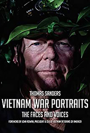 Cover for Vietnam War Portraits: The Faces and Voices