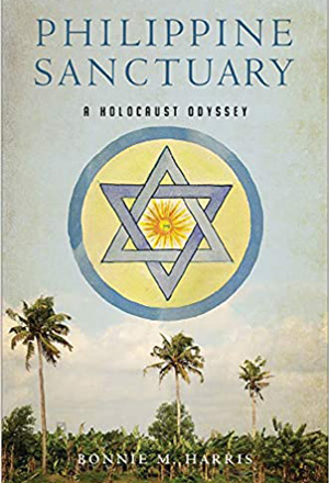 Cover for Philippine Sanctuary: A Holocaust Odyssey