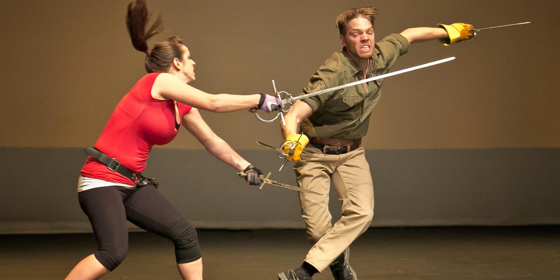 lights camera fight stage combat