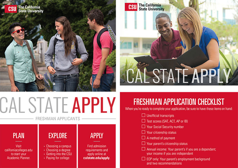 Image result for cal state apply