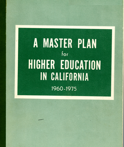 The recommendations that laid the groundwork for the California State Colleges (CSC), which would ultimately become the Calif