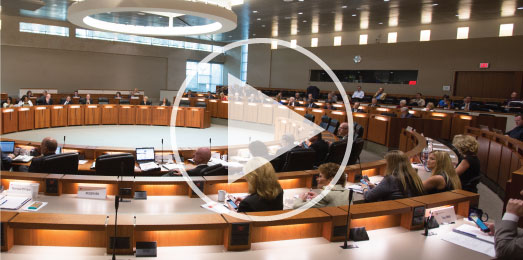 Watch the Board of Trustees live