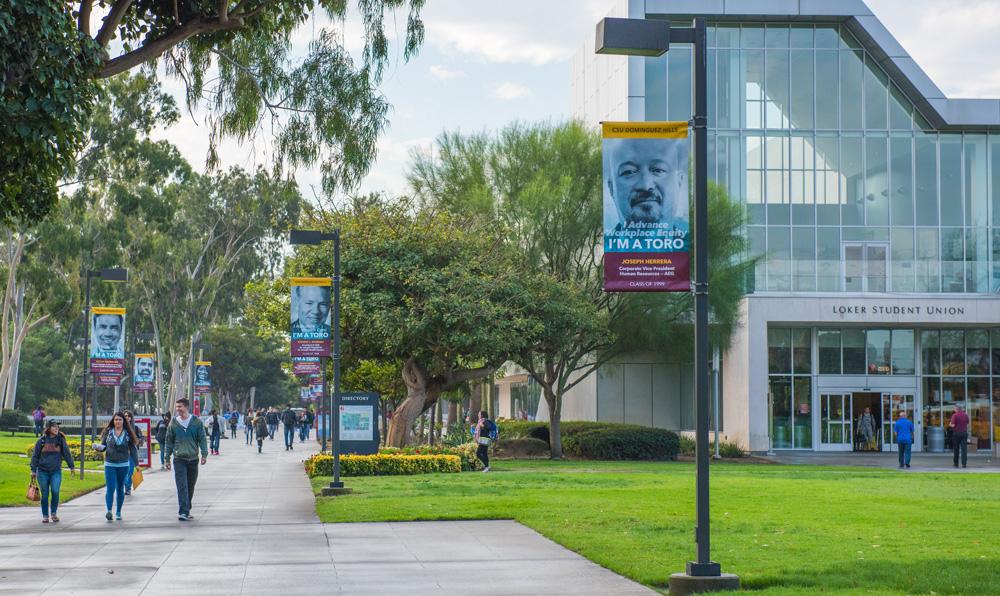 california state university  dominguez hills presidential