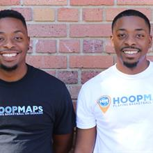 Hoop Maps Founders Donte and Dominic Morris