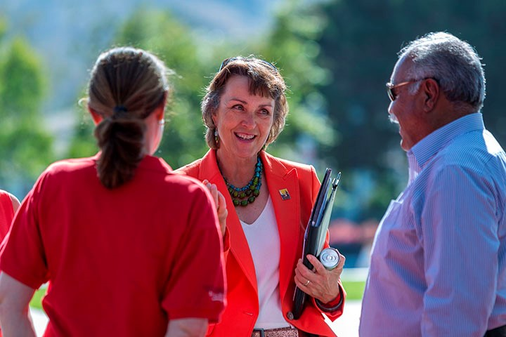 CSU Trustees Appoint Gayle E. Hutchinson as President of California State University, Chico