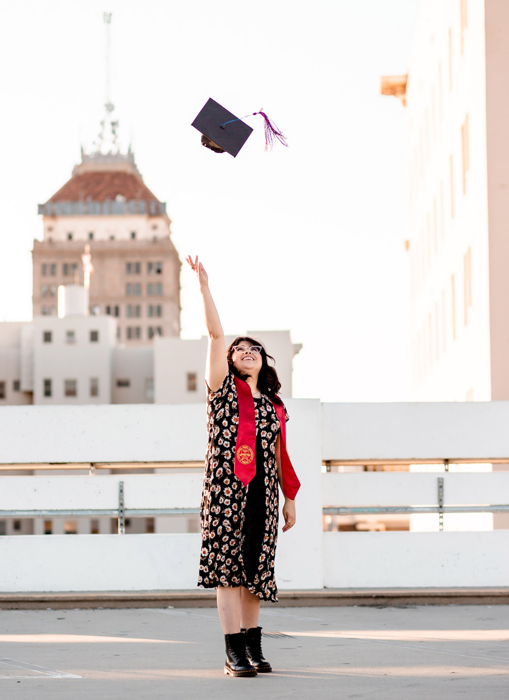 Justine Esparza, Political Science and Women's Studies, 2020.