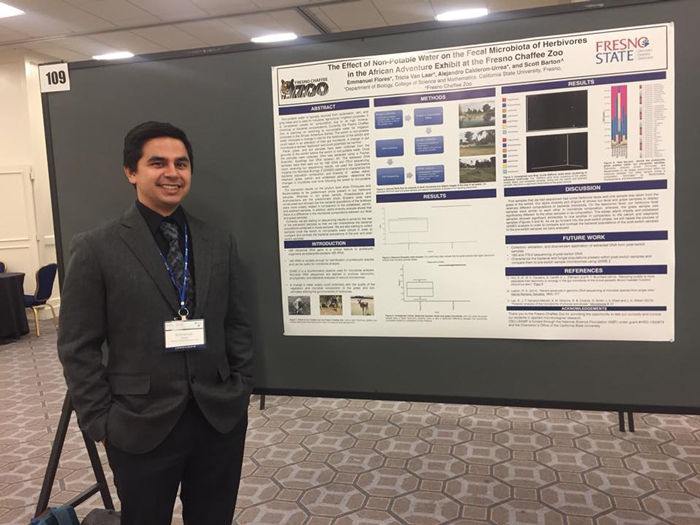 Manny Flores Research Presentation