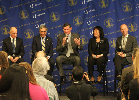 eakers address questions from the community and media about the SJSU/Udacity partnership - See more at: https://update.calstate.