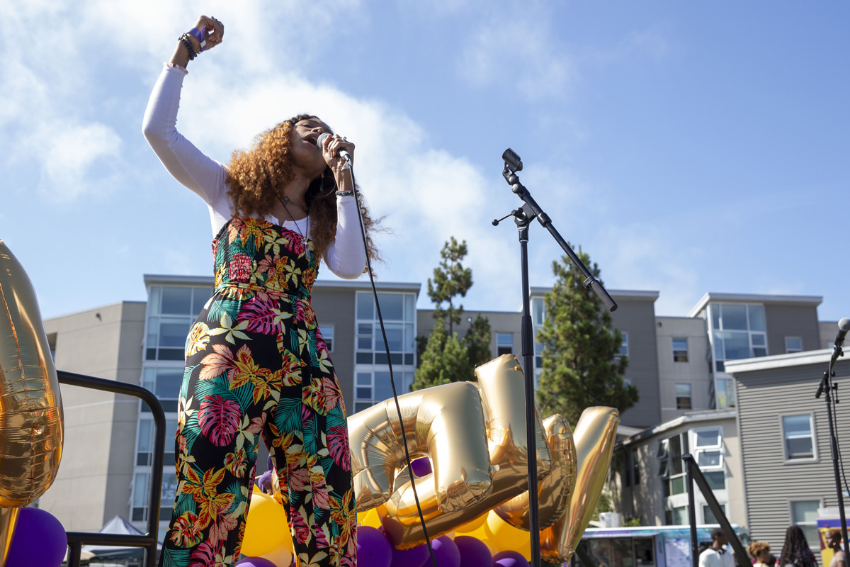 San Francisco State kicked off its fall semester on Aug. 21, 2019 with GatorFest!