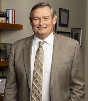 Photo of CSU Chancellor Dr. Timothy P. White