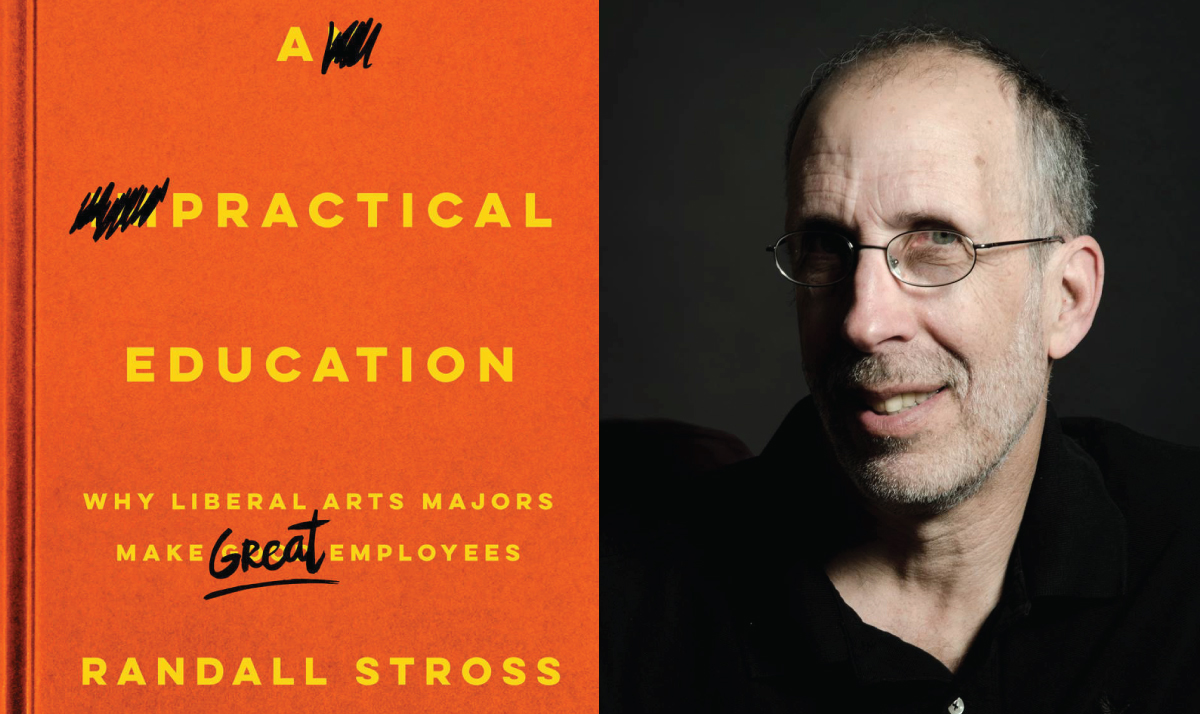 A Practical Education by Randall Stross