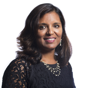Photo of Archana McEligot, Ph.D.