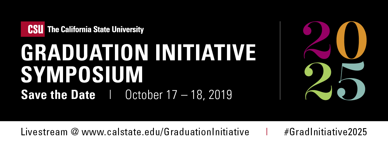 Graduation Initiative 2025 Symposium