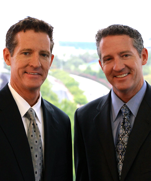 image of Kevin and Kent Peterson