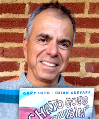 image of Gary Soto