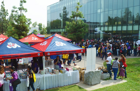 Feria de Educacion Event at Fresno State