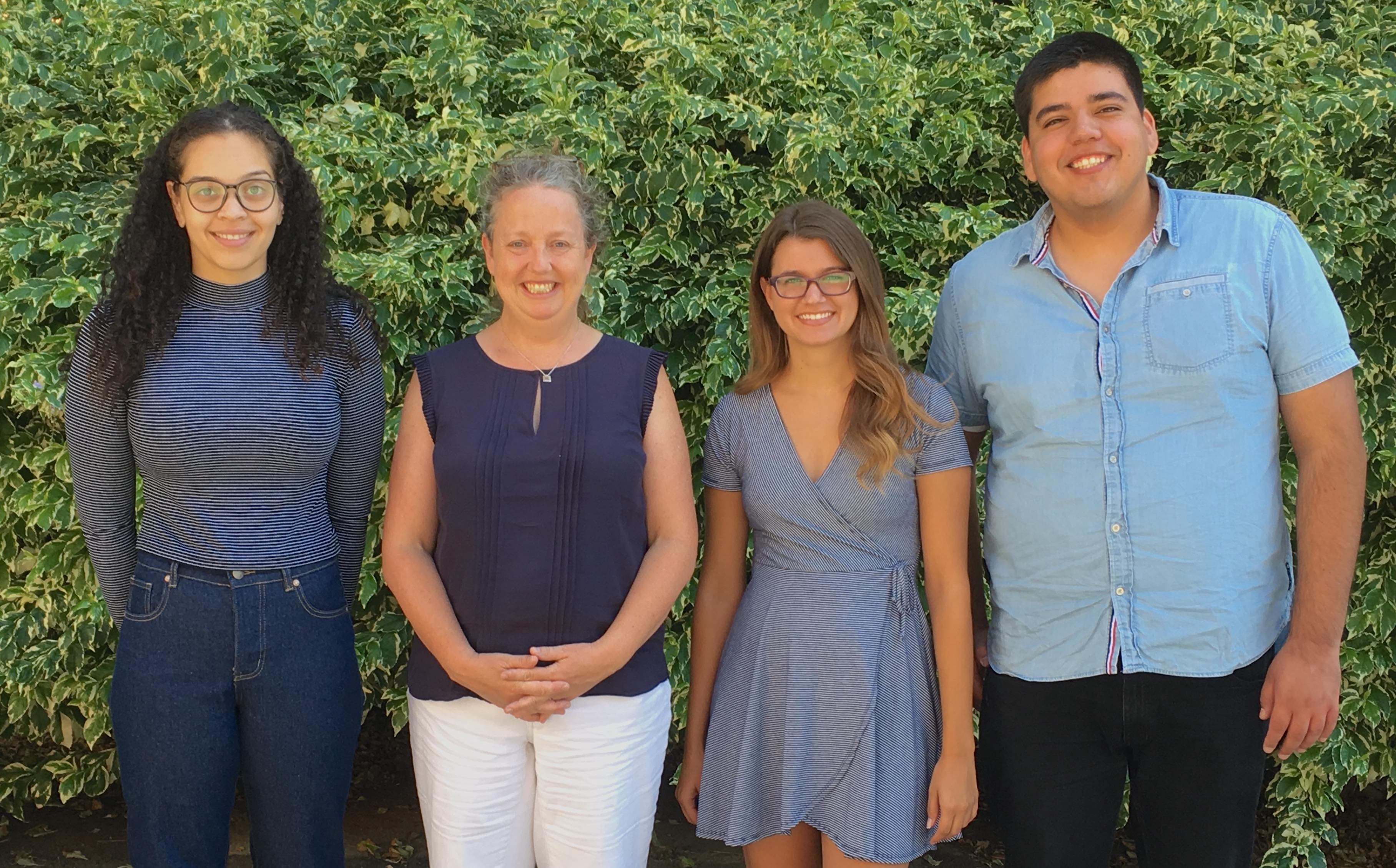 Catherine Brennan Research Group at CSU Fullerton