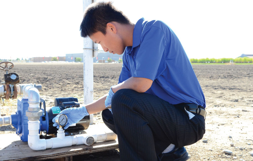 Generating Vital Water Data for Central Valley Growers