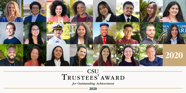csu trustees award for outstanding achievement 2020
