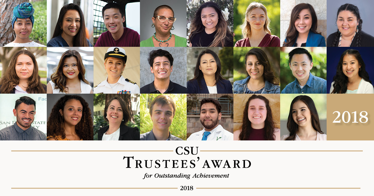 2018 Trustee Award Collage
