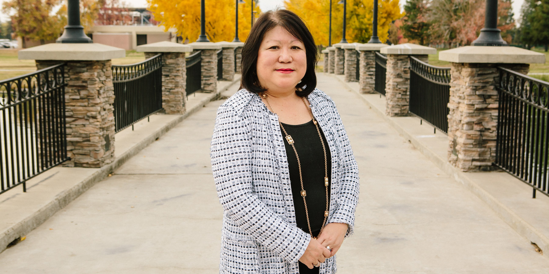 Photo of Ellen N. Junn, Ph.D.